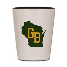 GB - Wisconsin Shot Glass