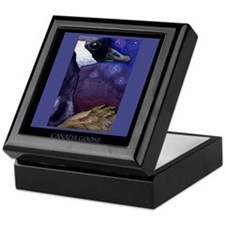 Waterfowl-Canada Goose Keepsake Box