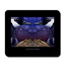 Waterfowl-Canada Goose Mousepad
