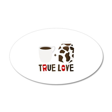 True Love Wall Decal