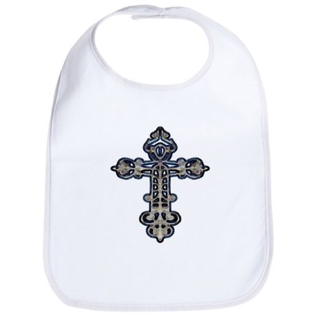 Ornate Cross Bib