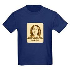 George Eliot Quote T