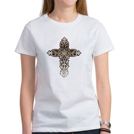 Victorian Cross Women's T-Shirt