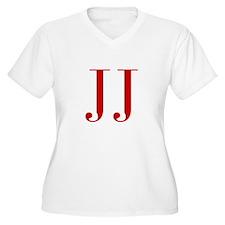 JJ-bod red2 Plus Size T-Shirt