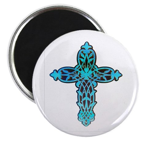 Victorian Cross 2.25&quot; Magnet (10 pack)