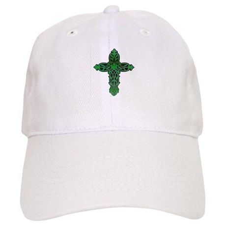 Victorian Cross Cap