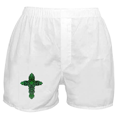 Victorian Cross Boxer Shorts