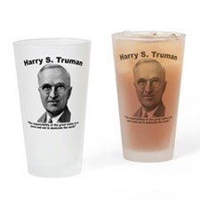 Truman: States Drinking Glass
