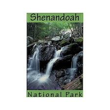 Shenandoah National Park (Vertical) Rectangle Magn