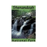 Shenandoah National Park (Vertical) Rectangle Magn