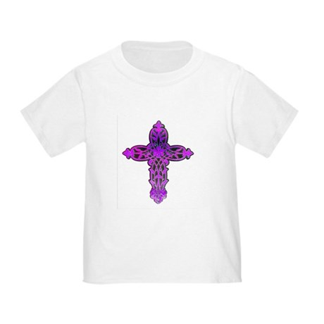 Victorian Cross Toddler T-Shirt