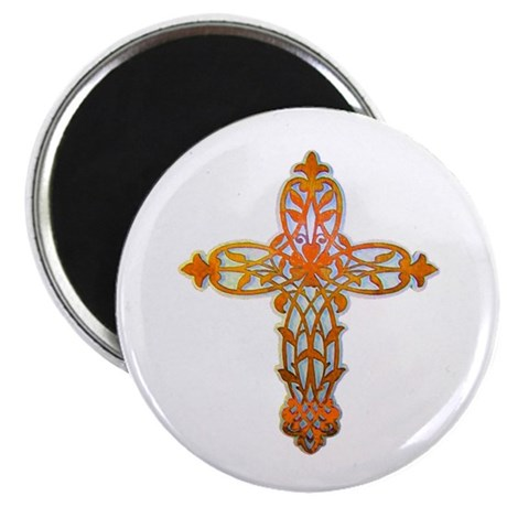 "Victorian Cross 2.25"" Magnet (10 pack)"