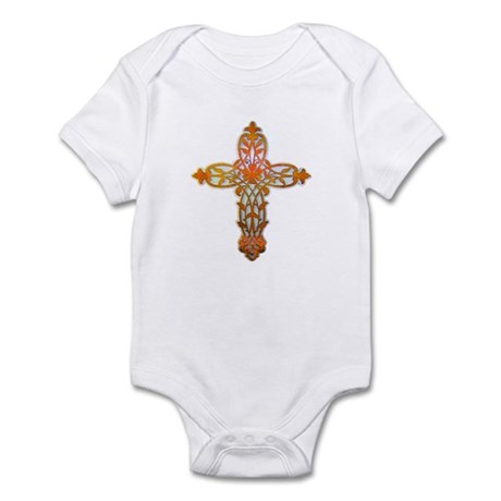 Victorian Cross Infant Bodysuit