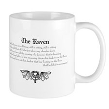 Edgar Allan Poe/The Raven Mug