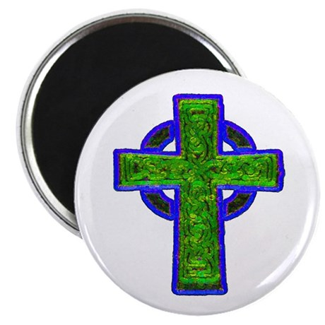 Celtic Cross Magnet