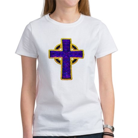 Celtic Cross Women's T-Shirt
