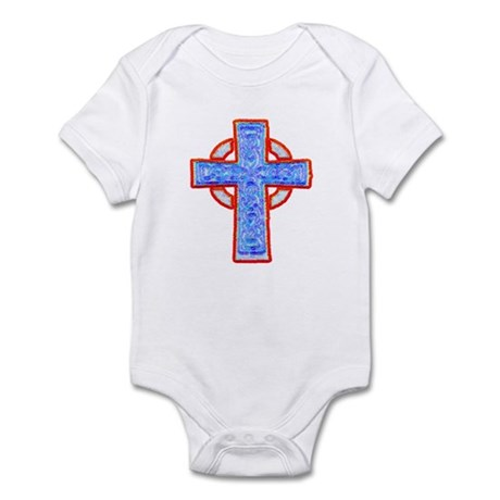 Celtic Cross Infant Bodysuit