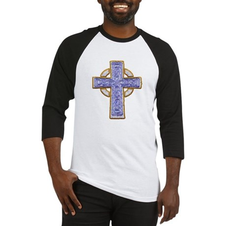 Celtic Cross Baseball Jersey