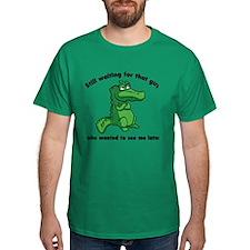 Waiting Gator T-Shirt