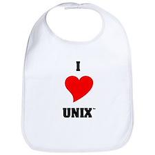 Unix Lovers Bib
