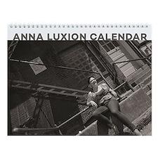 Anna Luxion Wall Calendar