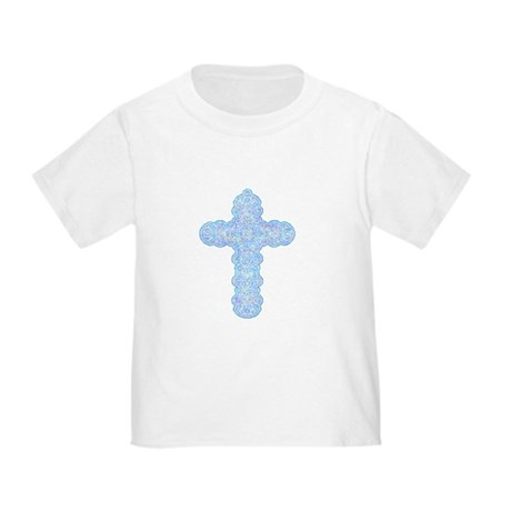 Pastel Cross Toddler T-Shirt