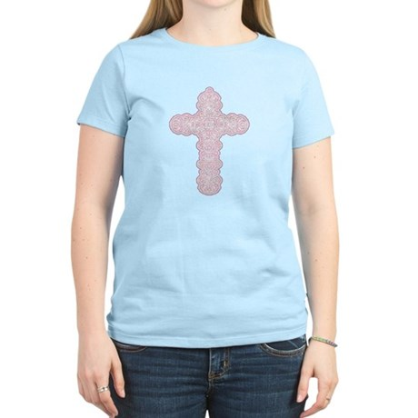 Pastel Cross Women's Light T-Shirt