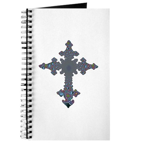 Jewel Cross Journal