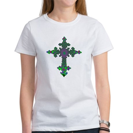 Jewel Cross Women's T-Shirt