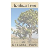 Joshua Tree NP (Vertical) Rectangle Decal