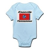 Knoxville Tennessee Infant Bodysuit