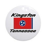 Kingston Tennessee Ornament (Round)