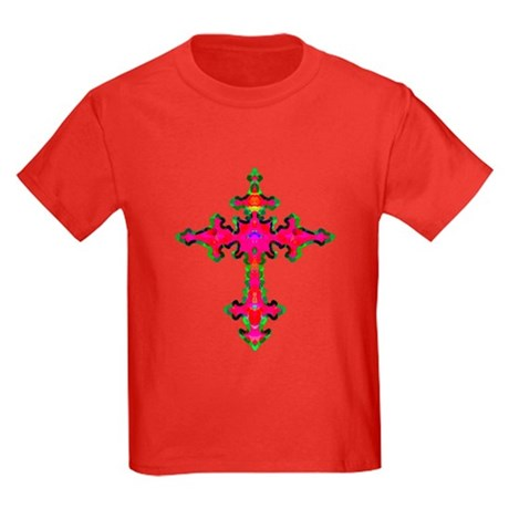 Jewel Cross Kids Dark T-Shirt
