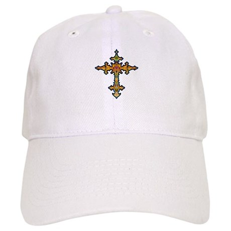 Jewel Cross Cap