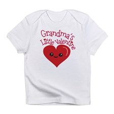 Grandma's Little Valentine Infant T-Shirt
