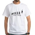 Ultimate Evolution White T-Shirt