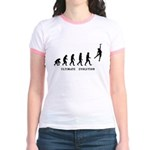 Ultimate Evolution Jr. Ringer T-Shirt
