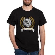 Classic Golf Emblem T-Shirt