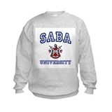 SABA University Sweatshirt