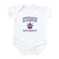 RYERSON University Infant Bodysuit