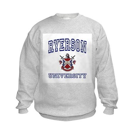 RYERSON University Kids Sweatshirt