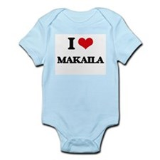 I Love Makaila Body Suit