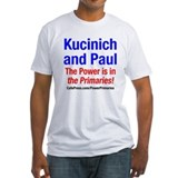 Cute Kucinich 2008 Shirt
