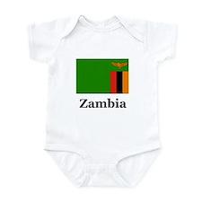 Zambian Infant Bodysuit