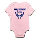 Air Force Baby Onesie