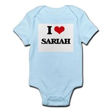I Love Sariah Body Suit
