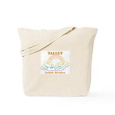 TALLEY reunion (rainbow) Tote Bag