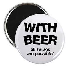 Beer Possibilities Magnet