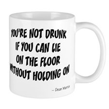 Not Drunk Quote Mug