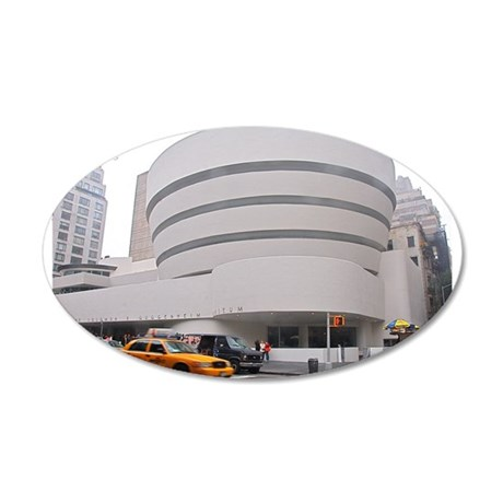 Guggenheim Museum: NYC Wall Decal